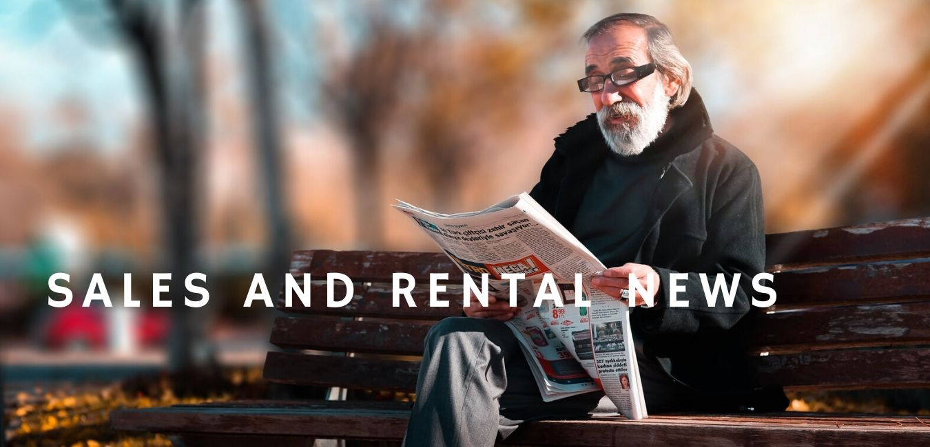 Sales and Rental News